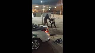 getlinkyoutube.com-Fight in Baltimore Maryland
