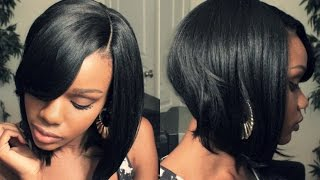 getlinkyoutube.com-Yesss! #BobSeason | Freetress Equal Sweet Blossom from ElevateStyles.com