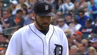 TB@DET: Fulmer ties Tigers' rookie record with 11 Ks