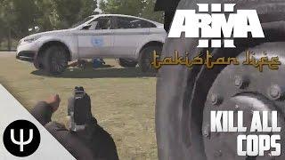 getlinkyoutube.com-Stream Highlights: Takistan Life Mod — Kill All Cops!
