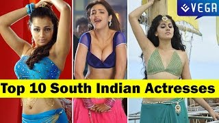 getlinkyoutube.com-Top 10 Hottest South Indian Actresses