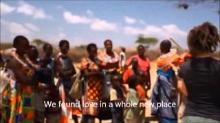 getlinkyoutube.com-Lindsey Stirling ft. Ventribe - We Found Love [LYRICS]