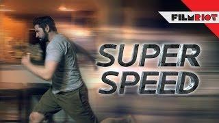 Quicksilver Super Speed Effect!