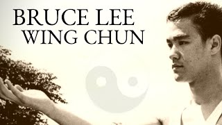 Bruce Lee Wing Chun - 7 Minutes of Training Footage [Original]