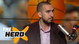 getlinkyoutube.com-Golden State Warriors are 'an overwhelmingly arrogant team' | THE HERD