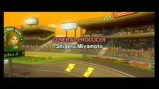 Mario Kart Wii - last level and ending
