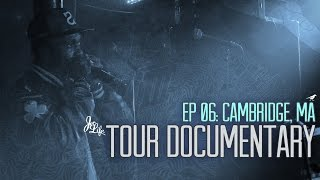 Curren$y - Pilot Talk 3 Tour € (Cambridge) [Episode 6]
