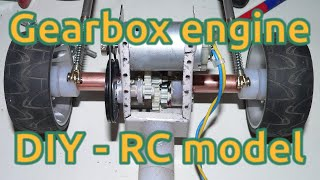 getlinkyoutube.com-How to DIY Build GearBox for RC model