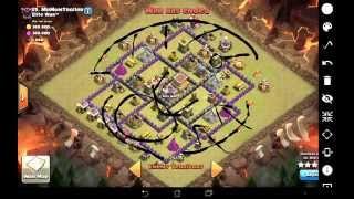 Elite TH8 Attack: Surgical GoHo Tutorial