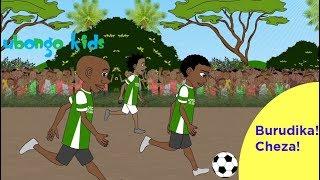 Video za Michezo   Burudika na Ubongo Kids   Hadithi za Watoto kwa Kiswahili