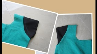 getlinkyoutube.com-CAP SLEEVES - 2 TYPES DETAILED TUTORIAL