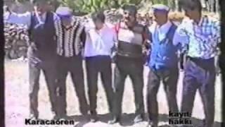 getlinkyoutube.com-Çok eski bir düğünden görüntüler / Karacaören Köyü/Sivas