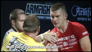 getlinkyoutube.com-Armfight #42 - Michael Todd vs Sergey Tokarev