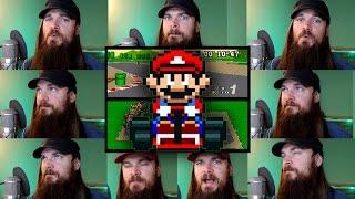 Super Mario Kart - Mario Circuit Acapella