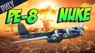 TACTICAL NUKE INBOUND! War Thunder Gameplay