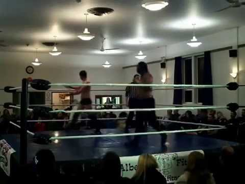 VI Champ, Lak Siddartha vs Artemis Spencer - VIPW