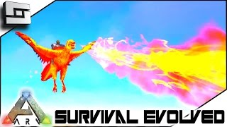 EPIC NEW FIREBIRD TAME! Modded ARK: Extinction Core E15 ( Ark Survival Evolved Gameplay )