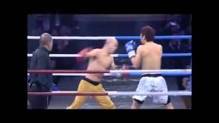 getlinkyoutube.com-The Most Brutal Yi Long Fight: Yi Long vs Yuichiro Nagashima(video 2)
