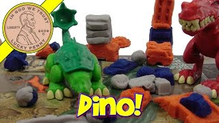 getlinkyoutube.com-Crayola Morphix Create 2 Destroy Dino Destruction Playset