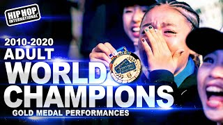 getlinkyoutube.com-The Bradas - New Zealand (Gold Medalist Adult Division) @ #HHI2016 World Finals