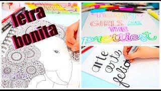 getlinkyoutube.com-Mejora tu letra / Letra Bonita! | Dani Hoyos Art