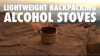 Best Lightweight Stove For Backpacking? (Fancee Feest, Solite, Diablo, Trangia, Nivea...)