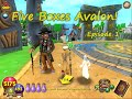 Wizard101: The Five B.O.X.E.S Event 80+ LVL Ep.1 Avalon