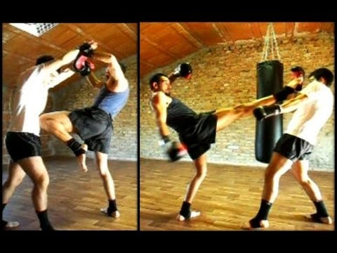 MUAY THAI  - training tutorial