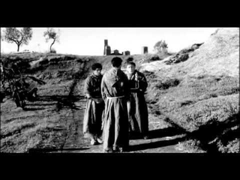 """da """"Uccellacci e Uccellini"""" di PPPasolini (1966)"""