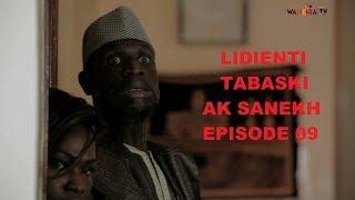 SERIE - LIJËNTI TABASKI AK SANEKH EPISODE 09