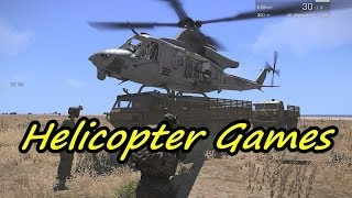 getlinkyoutube.com-Arma 3 - Helicopter Games - Chalenges