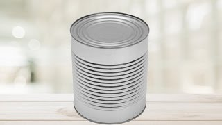 getlinkyoutube.com-How To Open a Can Without a Can Opener