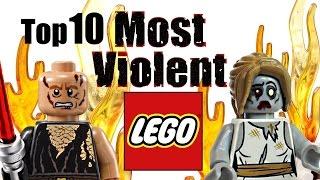getlinkyoutube.com-Top 10 Most Violent LEGO Sets!