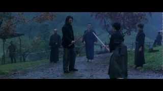 getlinkyoutube.com-(El Último Samurai) Pelea bajo la lluvia [Castellano]