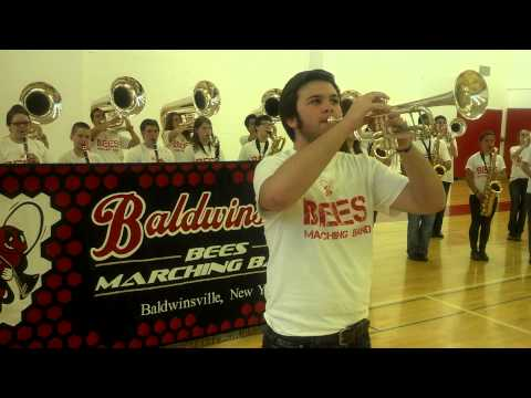 Baldwinsville High Marching Band