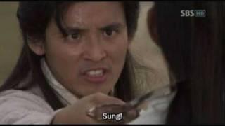 Park Shin Hye [cut] - Bichunmoo (2004) Part 4/4