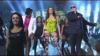getlinkyoutube.com-[LIVE HD] Pitbull, Chris Brown and Ne-Yo 2012 NBA All Star Game Halftime Show