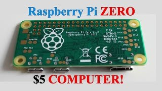 getlinkyoutube.com-Raspberry Pi ZERO Review + KODI Video