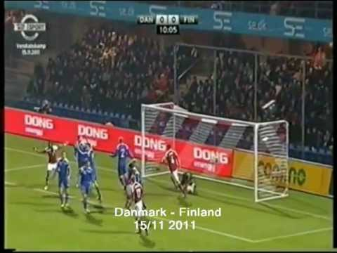 2011 Danmark - Finland (2-1)