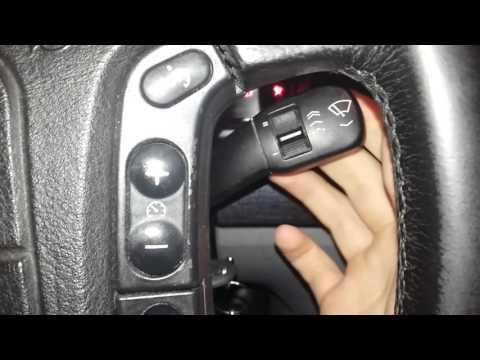 BMW Е39 кнопочки и их функции