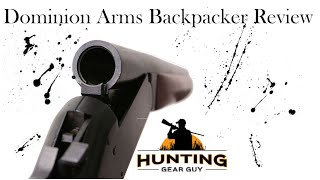 getlinkyoutube.com-Dominion Arms Backpacker Review