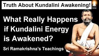 Kundalini Awakening - What Will Really Happen if Kundalini Energy is Awakened? (kundalini shakti)