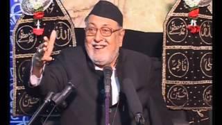 Maulana Mirza Mohammed Athar, Majlis 1, Mahe Moharram 2012/2013, Venue = Mogul Masjid (Mumbai)