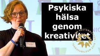 SIN18 - Kulturbron - främjar ungdomars psykiska hälsa genom kreativ verksamhet.