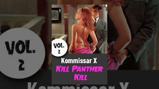 Kommissar X - Kill, Panther, Kill (Vol. 2)