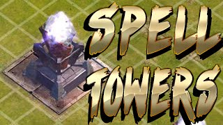 ★ Rival Kingdoms: ALL About Spell Towers!