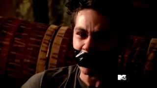 getlinkyoutube.com-Dark!Stiles & Lydia - 'He's dying...'