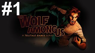 The Wolf Among Us Episode 2 Gameplay Walkthrough Part 1 No Commentary