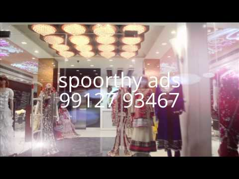 saree ads karishma the wedding mall