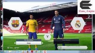 getlinkyoutube.com-FIFA 16 kits and Squads all on FIFA 14